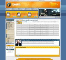 WaiB v2 news by DeKey-s