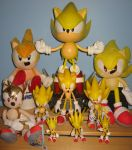Super Sonic Collection by MizukiiMoon