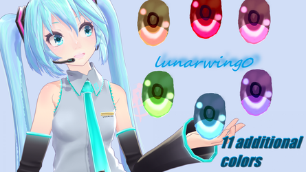 MMD Eye Texture Pack by lunarwing0