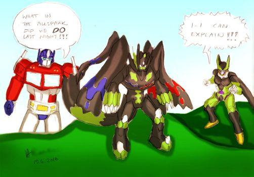 Where Perfect Zygarde REALLY came from... by Angel-of-Milkyway