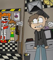 I don't even know what to call this by TordAnimations