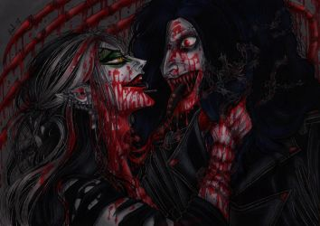 Color of blood by Master-Of-Fear