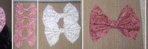 ALL SOLD!-Lolita Bows by taniathepirate