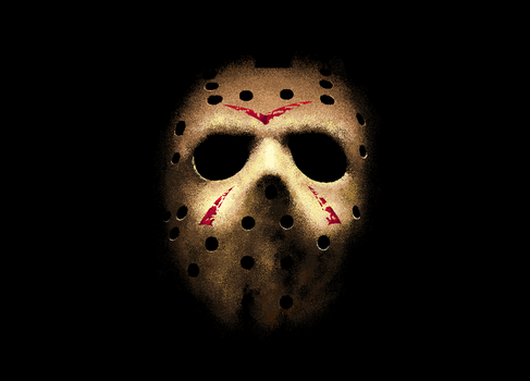 Jason in MS Paint by lucasgomesdesouza