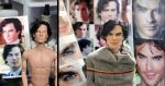 Ian Somerhalder as 1864 Damon doll - in progress by noeling