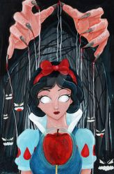 Snowwhite and the Seven Ghosts