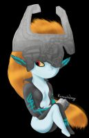 Midna by ROGUEKELSEY
