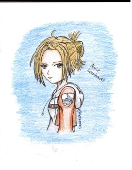 Annie Leonhardt by NeoLo