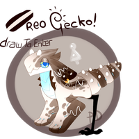 .:CLOSED:. Oreo Gecko DTE by PlXlEDUST