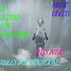 TWENTY SECOND EDIT CHALLENGE PICTURE by Firgrove-Stables