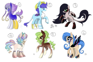 Mlp Adopts (1/6 Open) by ProjectBlastArt
