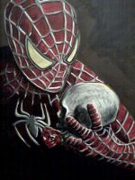 Spiderman by LordColinOneal