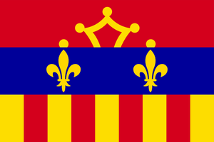 Flag of the Principality of Aran by hosmich