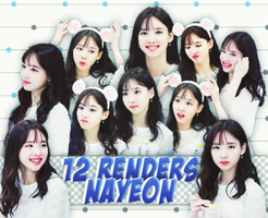 [SHARE RENDER] NAYEON - TWICE by KhanhLinhCucheoo