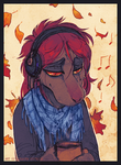 1. Fall Leaves by LiLaiRa