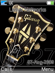 Gibson Theme by DarkStORMWORLd
