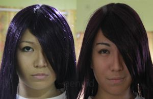 Yuri Lowell make-up trial by aeneid