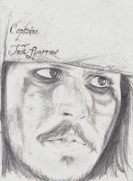 Capitaine Jack Sparrow by cpn-blowfish