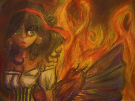 Hellfire by NaitoRin