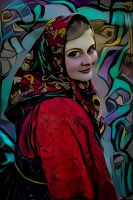 Russian Belle  by DonkehSalad23