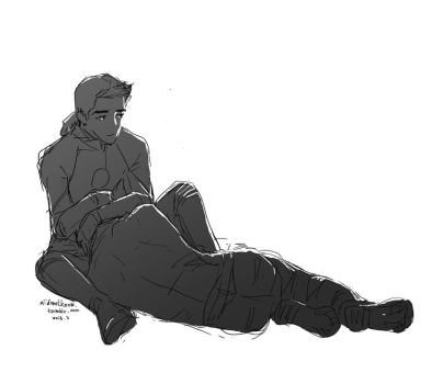ColdFlash: Rest by mick347