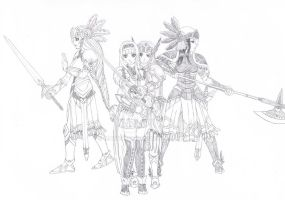 Valkyrie Profile by matbober