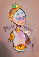 Miss you [Vent] by DoodlesAndBiscuits