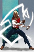 Aqualad - Young Justice by Xanditz