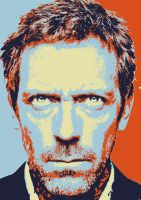 Gregory House HOPE by markusultimatum