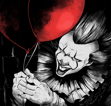 Pennywise by FurKingHell
