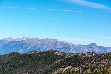 The View from 8,000 feet by quintmckown