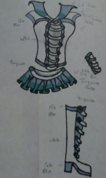 Euphony Fuku Redesign by TheAnomally