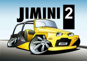 Yeller Jimini by PGDsx