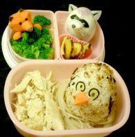 Night Critter Bento by mindfire3927