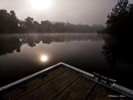 Morning Tranquility by FireflyPhotosAust