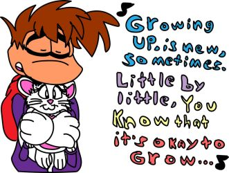 Rayman's Grow Up Song by NewbornRay