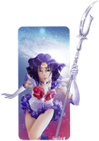 Sailor Saturn by pirastro
