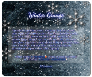 Winter Grunge (Journal Skin) by RReddVar