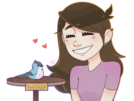 Jaiden fanart by VilleThePineapple