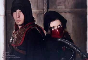 2Assassins' Portrayed by IreneAstral