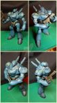 Military labor type 7B Brocken (Patlabor) by BazSg