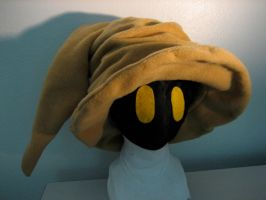 BLACK MAGE from Final Fantasy IV Hat by tacksidermia