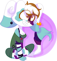 Art Trade: katyderpfaceplz (+SPEEDPAINT) by OliveCow