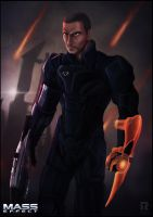 Mass effect by RonnelTrangia