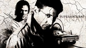 Supernatural Wallpaper by xerix93