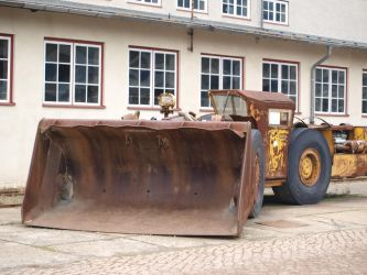 Construction Vehicle Stock 03 by PsykoHilly