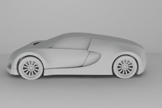 WIP_Bugatti2 by Squirrel007