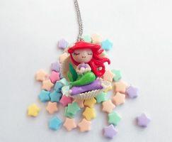 Ariel Star Disney by AyumiDesign