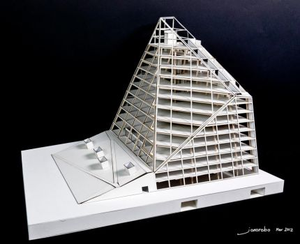 Thesis Model 02 by QubixDesign