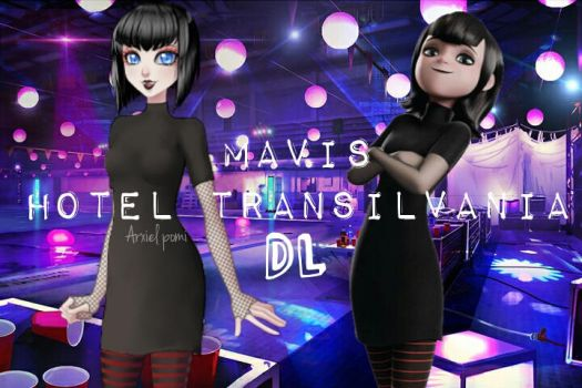 Mavis COSPLAY PACK Amour Sucre CDM by Abixiel